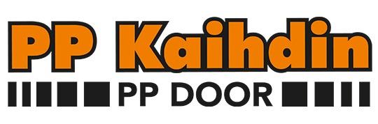PP Kaihdin ja PP Door logo